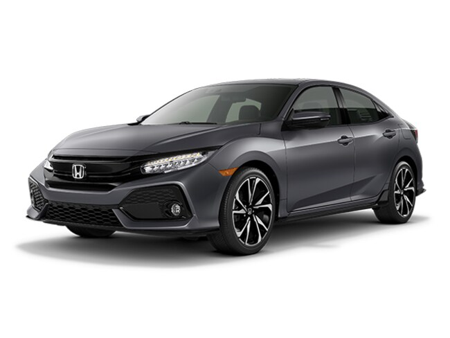 New 2018 Honda Civic Sport Touring Hatchback in Lockport, NY