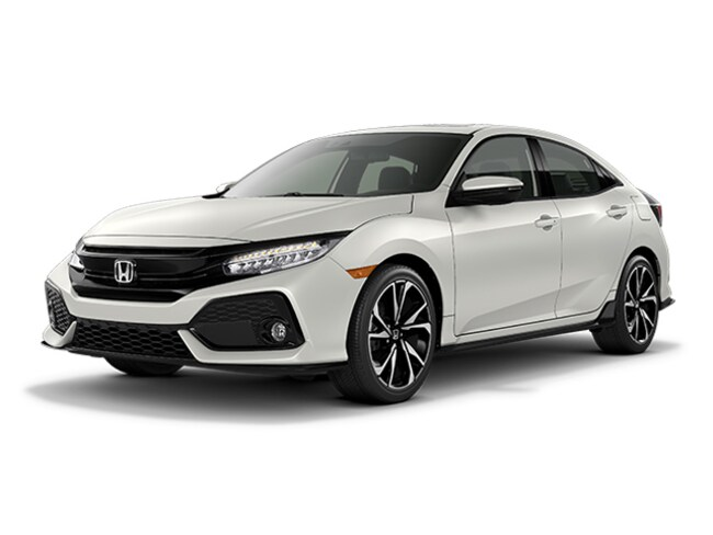 New 2018 Honda Civic Sport Touring Hatchback Berkeley