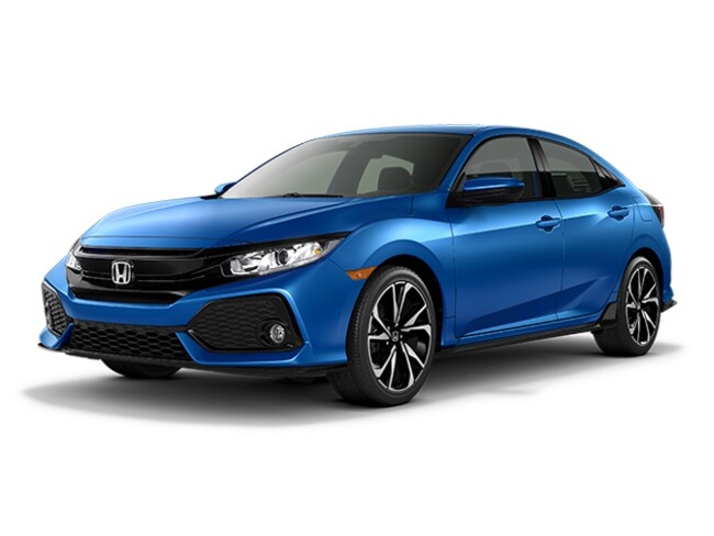 New 2018 Honda Civic Sport Hatchback Scranton PA