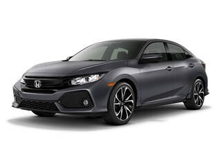New 2018 Honda Civic Sport Hatchback 00180350 near Harlingen, TX