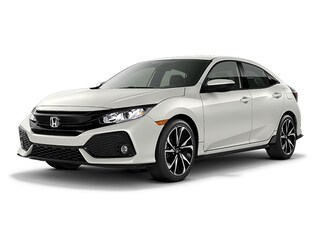 New 2018 Honda Civic Sport Hatchback near San Diego