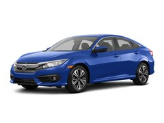 New 2018 Honda Civic EX-L Sedan Canandaigua