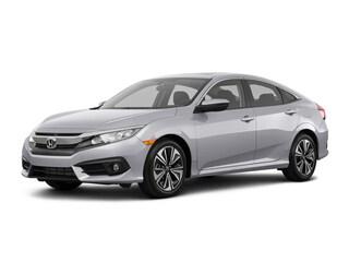 New 2018 Honda Civic EX-L Sedan Burlington MA