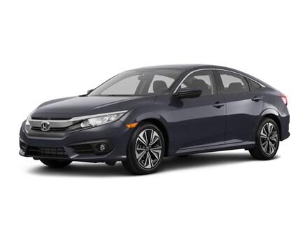 2018 Honda Civic EX L Sedan
