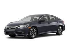 New 2018 Honda Civic EX-L Sedan 281730H for Sale in Westport, CT, at Honda of Westport