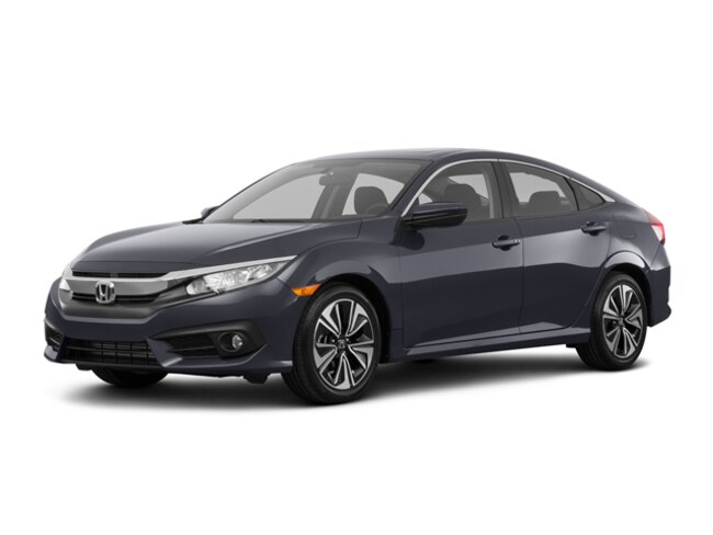 New 2018 Honda Civic EX-L Sedan in Lockport, NY