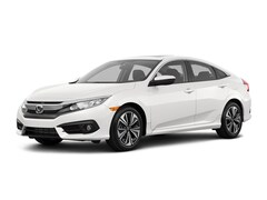 New Honda vehicles 2018 Honda Civic EX-L Sedan for sale near you in Pompton Plains, NJ