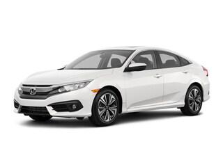 New 2018 Honda Civic EX-L Sedan Salem, OR