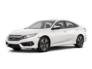 New Honda Models for sale 2018 Honda Civic EX-L Sedan JHMFC1F7XJX021263 for sale in Santa Fe, NM