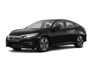 2018 Honda Civic EX-L w/Navi Sedan