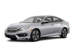 New 2018 Honda Civic EX-L w/Navi Sedan 281774H for Sale in Westport, CT, at Honda of Westport