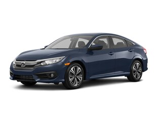 2018 Honda Civic EX-L w/Honda Sensing Sedan