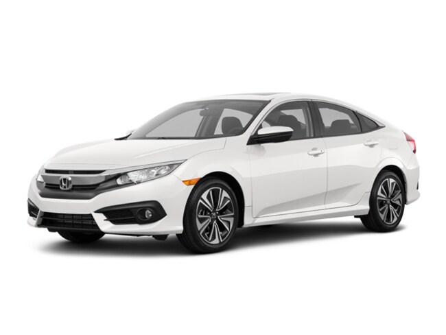 2018 Honda Civic EX-L w/Honda Sensing Sedan