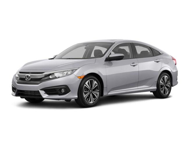 New Honda vehicle 2018 Honda Civic EX-T w/Honda Sensing Sedan for sale near you in Pompton Plains, NJ