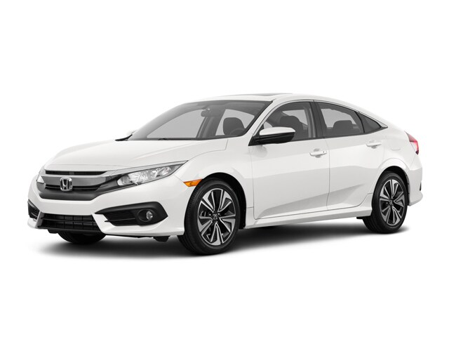 2018 Honda Civic EX-T w/Honda Sensing Sedan