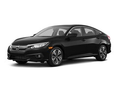 New 2018 Honda Civic EX-T Sedan Canandaigua
