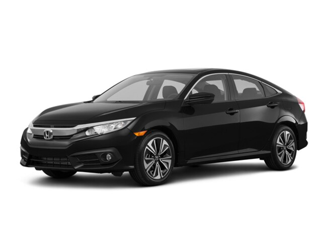 New 2018 Honda Civic EX-T Sedan in Lockport, NY