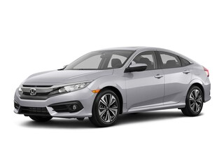 New 2018 Honda Civic 1.5T 4D EX Sedan Medford, OR