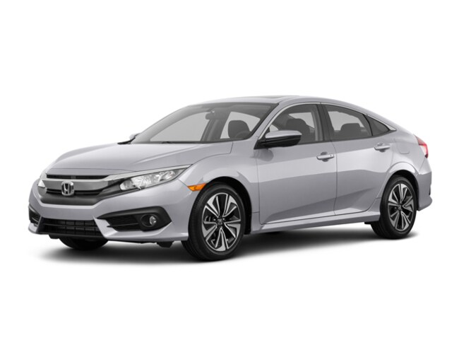 New 2018 Honda Civic EX Sedan Abilene, TX