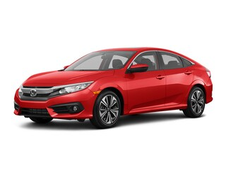 New Honda 2018 Honda Civic EX-T Sedan JHMFC1F37JX042889 Helena, MT