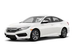 2018 Honda Civic EX CVT W/Honda Sensing Sedan