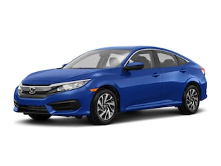 2018 Honda Civic EX CVT Sedan McKinney