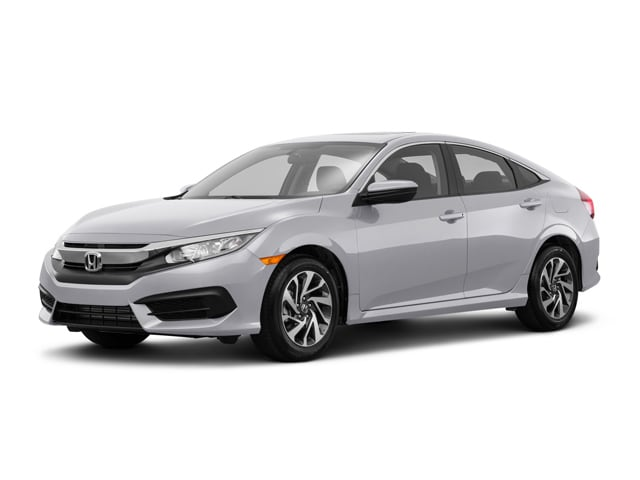 2018 Honda Civic EX Sedan