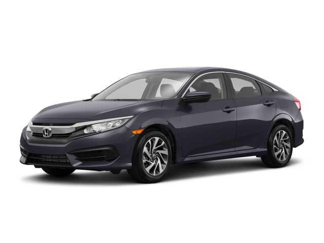 New 2018 Honda Civic EX Sedan for sale near Waynesboro