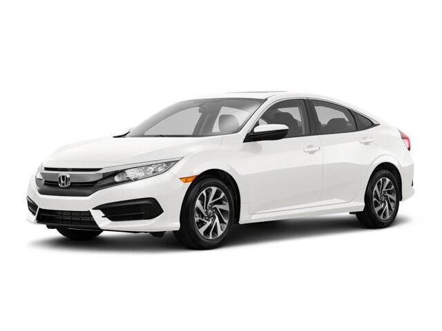 Featured used 2018 Honda Civic EX Sedan for sale in Bloomington, IN