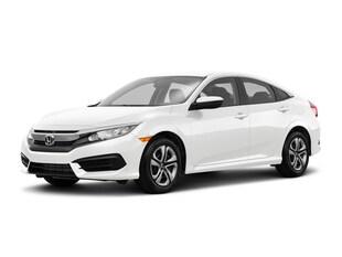 2018 Honda Civic Sedan LX LX CVT w/Honda Sensing