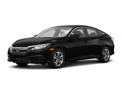 New 2018 Honda Civic LX Sedan in Lockport, NY