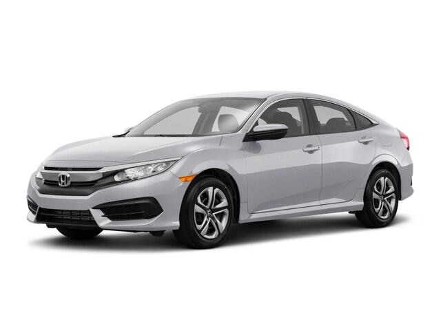 New 2018 Honda Civic LX Sedan Canandaigua, NY