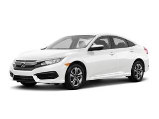 2018 Honda Civic LX Manual Sedan