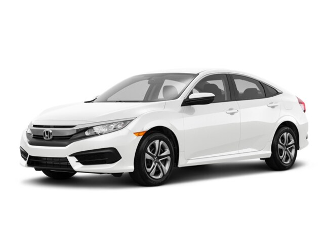 New 2018 Honda Civic LX Sedan 2HGFC2E53JH565780 for sale in Davis, CA near Sacramento