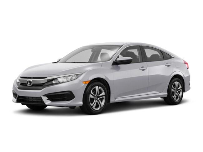Used 2018 Honda Civic LX Sedan Carlsbad, CA