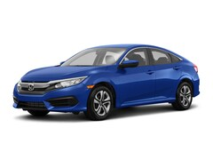 New 2018 Honda Civic LX Sedan 19XFC2F52JE029038 in Toledo, OH