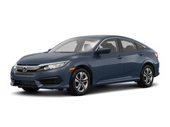 New 2018 Honda Civic LX Sedan 19XFC2F54JE016551 in Toledo, OH