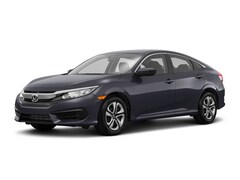 New 2018 Honda Civic LX Sedan 19XFC2F52JE022526 in Toledo, OH