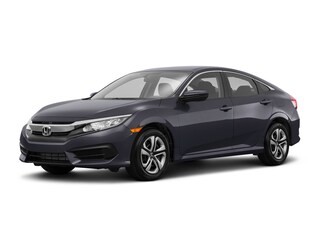 New 2018 Honda Civic LX Sedan 72113 Boston, MA