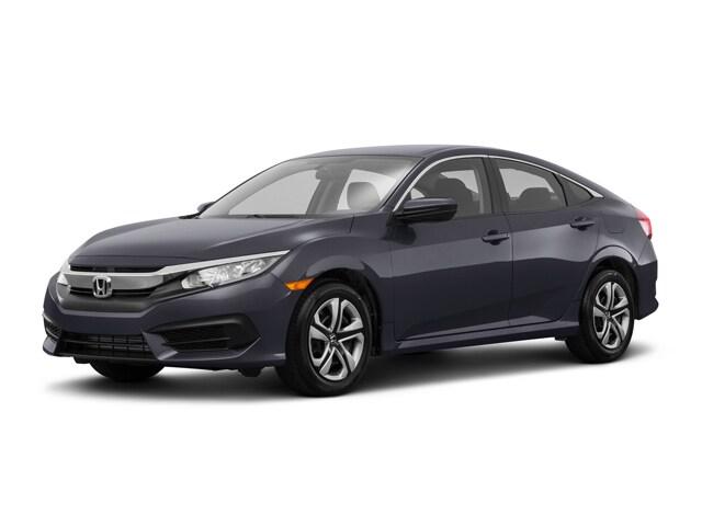 High Quality 2018 Honda Civic LX Sedan