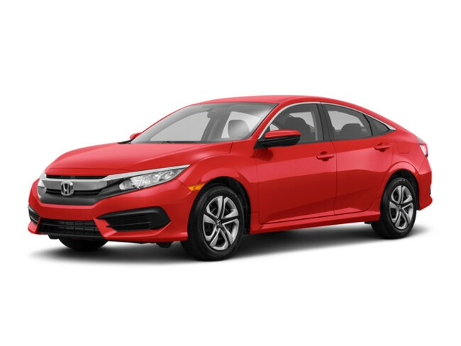 Used 2018 Honda Civic LX Sedan in Valley Stream