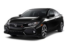 2018 Honda Civic SI SI sedan
