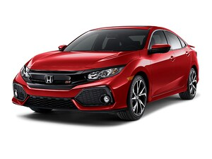 2018 Honda Civic Si Sedan Si