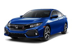 New 2018 Honda Civic Si Sedan in Bakersfield