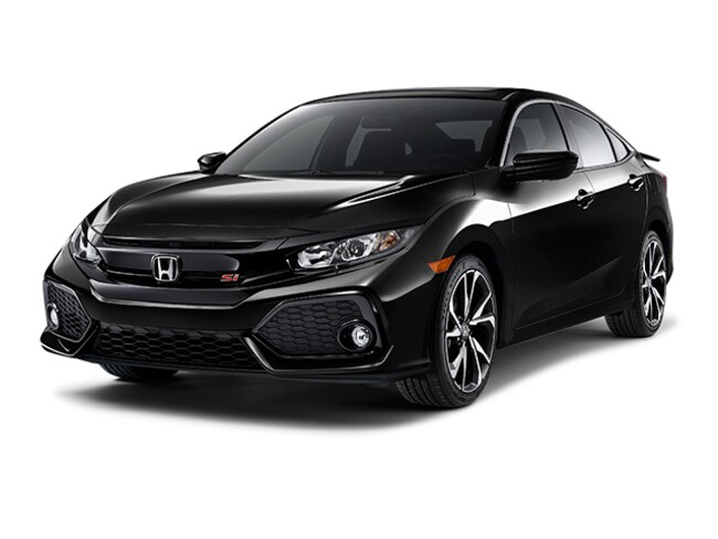 2018 Honda Civic Si HPT Sedan