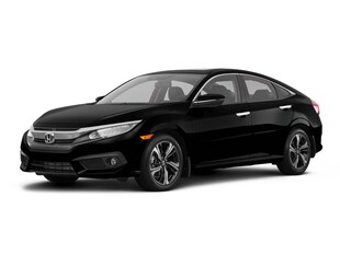 2018 Honda Civic Touring Sedan