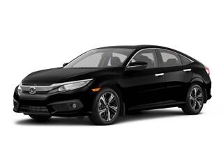 New 2018 Honda Civic Touring Sedan Houston, TX