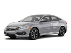 New 2018 Honda Civic Touring Sedan JHMFC1F94JX034091 in Honolulu