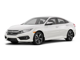 New 2018 Honda Civic Touring Sedan Ames, IA