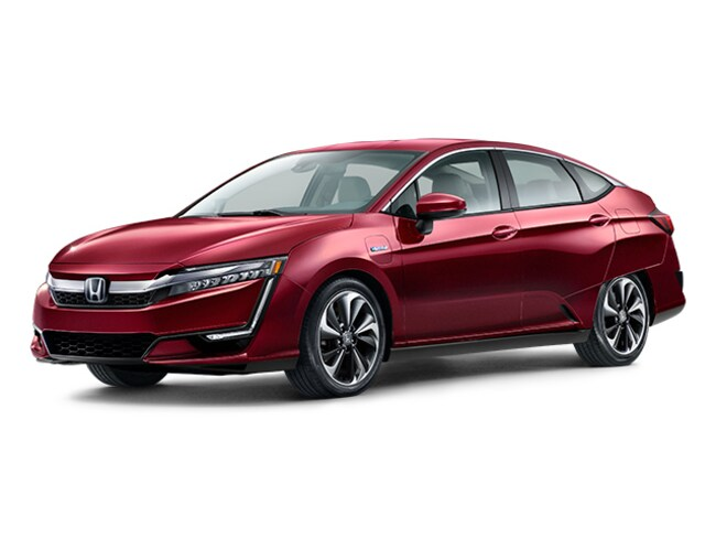 New 2018 Honda Clarity Plug-In Hybrid Base Sedan in Lockport, NY